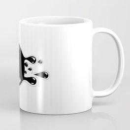 Pool drop Coffee Mug