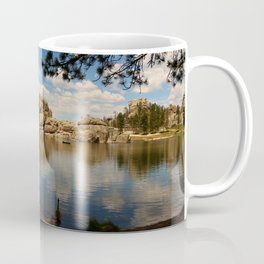What A Beautiful Day At Sylvian Lake Coffee Mug