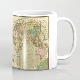 World Map (1826) Coffee Mug