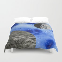 Space Factory #5 Duvet Cover