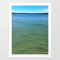 Water 99.18 Art Print