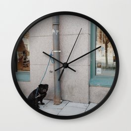 No. 5 Wall Clock