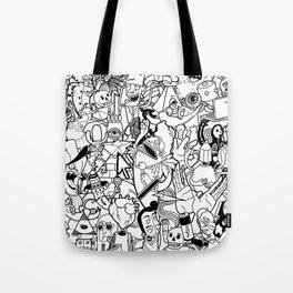 The Arts Tote Bag