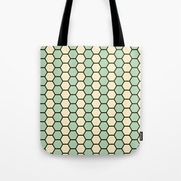 Polygon Tote Bag
