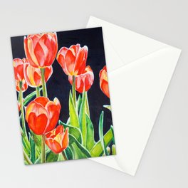 Tulip Translucence Stationery Cards