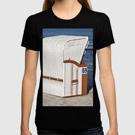 BEACH CHAIR No.69 - Baltic Sea - Isle Ruegen T-shirt