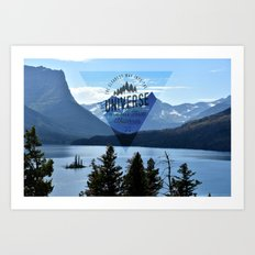 Forest Wilderness Art Print