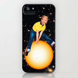 Star Hopper 2 iPhone Case