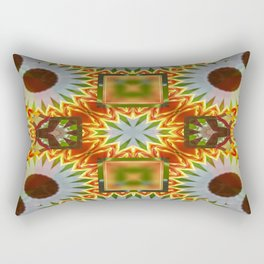 Sunny Pattern 24 Rectangular Pillow