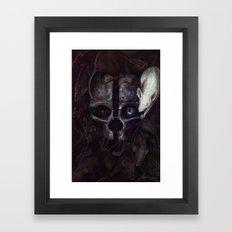 Dishonored Framed Art Print