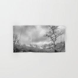 Mist in mountains Hand & Bath Towel