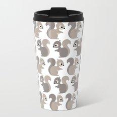 Grey squirrel Travel Mug