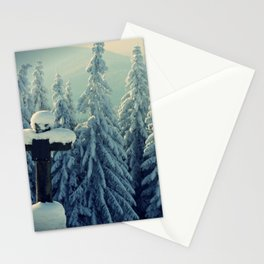 If you'll lost, I'll show you way out... Stationery Cards