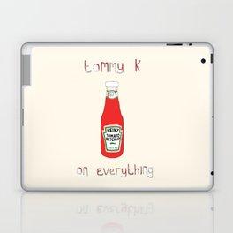 Tommy K Laptop & iPad Skin