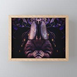 Mutated Dumbo Framed Mini Art Print