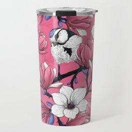 Spring time in pink Travel Mug