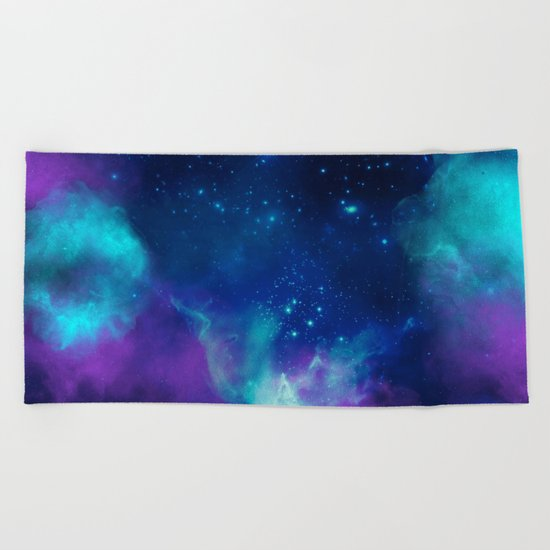 Universe 05 Beach Towel