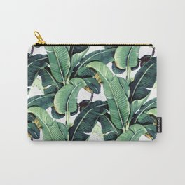 Martinique Print Carry-All Pouch