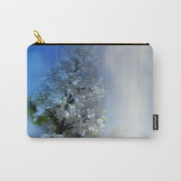 flowers of spring -201- Carry-All Pouch