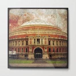 The Royal Albert Hall - London Metal Print