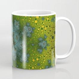 Fractal Nebula Coffee Mug