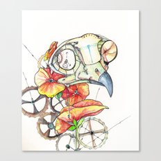 Time Keeper Canvas Print