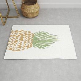 Abstract Pineapple II Rug