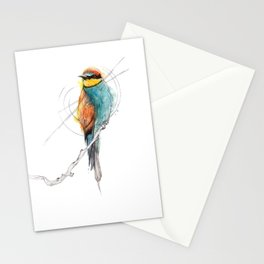 Bee-eater Stationery Cards