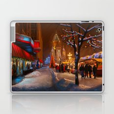 Timisoara Christmas Market Laptop & iPad Skin