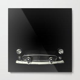 Classic American Car Metal Print