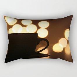 A Cup Of Coffee! Rectangular Pillow