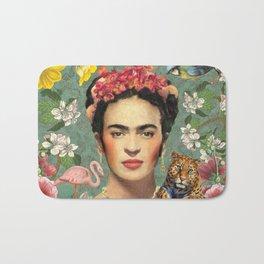Frida Kahlo X Bath Mat