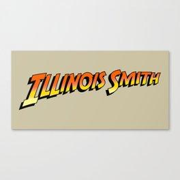 Illinois Smith Canvas Print