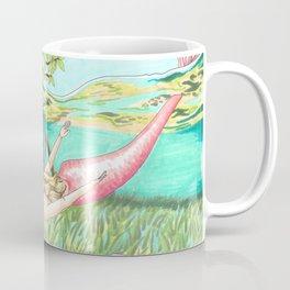 Mermaid in the Mangroves Coffee Mug