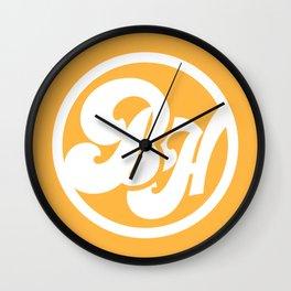 BH Circle Wall Clock