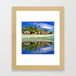 The Colos of Nature 2 Framed Art Print