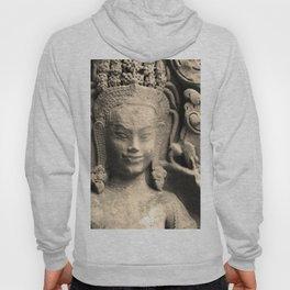 Pattern of Angkor wat Hoody