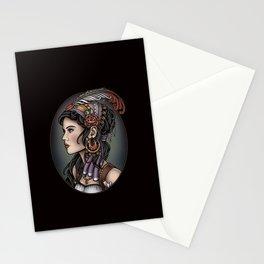Gypsy Profile Stationery Cards