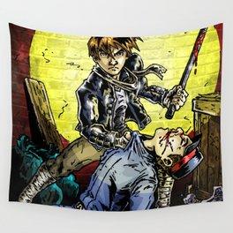 GIRI #0 Wall Tapestry