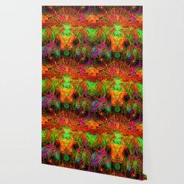The Flying Shaman (Tribal Zest) Wallpaper