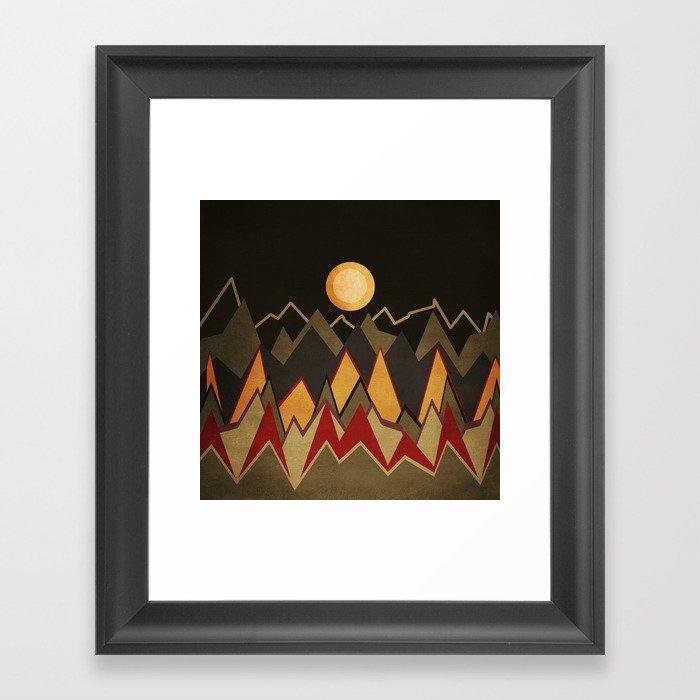 Textures/Abstract 115 Framed Art Print