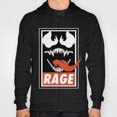 Rage. Hoody
