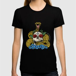 All That Writhes And Blooms T-shirt