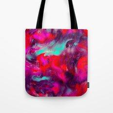 Lava Tote Bag