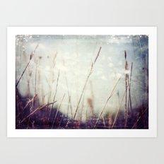 In Dreams Art Print