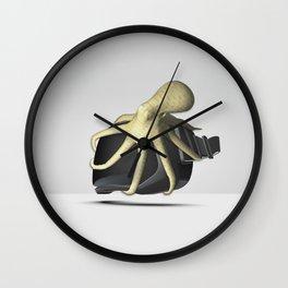 Oculus Octopus Wall Clock