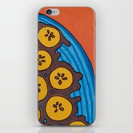 fried plantains iPhone Skin