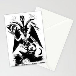 Der Baphomet Stationery Cards