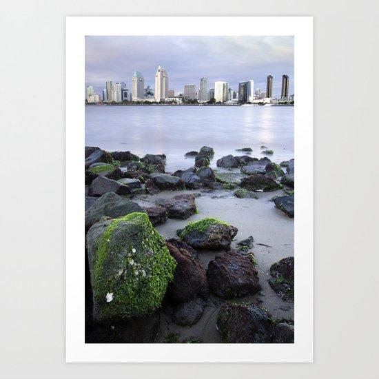 Coronado Shores Art Print
