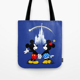 Making Wishes Come True Tote Bag